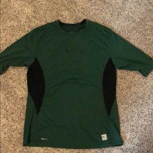 Nike pro athletic shirt